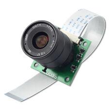OV5647 Camera Board /w CS mount Lens for Raspberry Pi 3 / B / B+ / 2 Model B