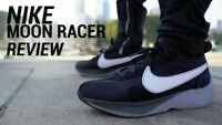 Nike Moon Racer New Men's Trainers 100%Authentic Running Shoes No Lid AQ4121 001