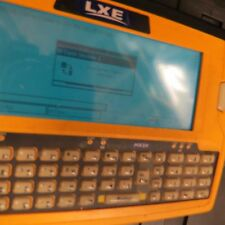 1 LXE MX3X terminal w/ battery and carrying case