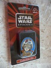 Star Wars Episode 1 Collectible Pin - Anikan Skywalker, Nib
