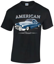 Retro American Classic 1950 Buick T-Shirt Design
