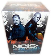 NCIS Los Angeles (L.A.) Staffel/Season 1,2,3,4,5,6,7,8 [DVD] Box Deutsch(er) Ton