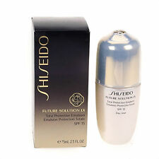 Shiseido Gesichtspflege-Produkte für alle Hauttypen