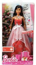 Barbie 2015 Holiday Sparkle African-American Doll
