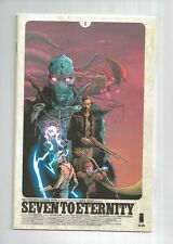 Seven To Eternity #1 & #2 both 1st prints cover A OPENA NM+ 9.6 Image 1a 2a
