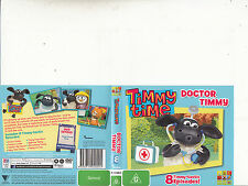 Timmy Time:Doctor Timmy-2009/12-TV Series UK-8 Episodes-Movie-DVD