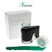 Bungubox Kaoru - Green Bottled Ink for Fountain Pens 30mL NEW in box