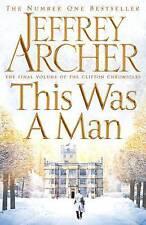 This Was a Man by Jeffrey Archer (Hardback, 2016)