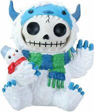 Summit Collection Furrybones Yeti Signature Skeleton in Abominable Snowman.
