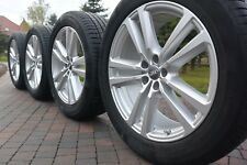 "GENUINE NEW AUDI Q7 4M 20"" WINTER SET WHEELS SLINE CONTINENTAL TYRES PERFECT"