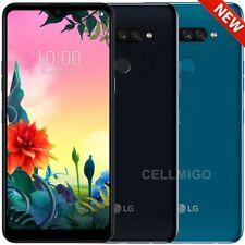 "LG K50s (32GB, 3GB) 6.5"" Single SIM GSM Unlocked (US + Global 4G LTE) LM-X540HM"
