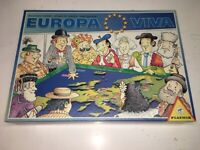 EUROPA VIVA SPIEL - VON W. KRAMER / J. GRUNAU / H. RAGGAN - PIATNIK - RARITÄT