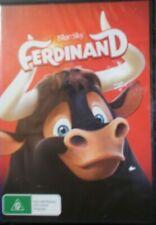 Ferdinand (DVD, 2018) GENUINE R4 AUSTRALIAN FORMAT DVD.