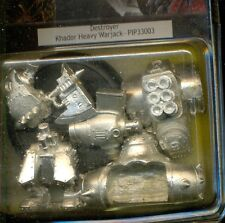 PRIVATEER PRESS WARMACHINE PIP 33003 KHADOR DESTROYER