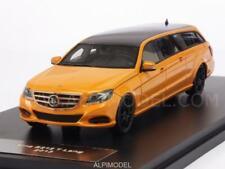 Mercedes Binz S212T Estate Lang Limousine Orange 1:43 GLM GLM203601
