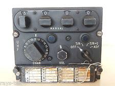 Aircraft UHF Radio Control Unit Type ARC52 [4PLM2]