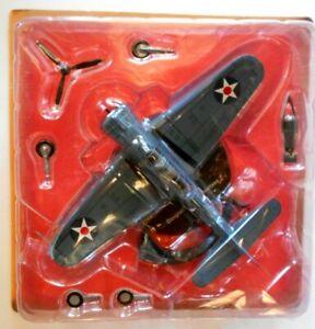 WWII Aircraft Collection 1/72 Douglas SBA-3 Dauntless USA  #42