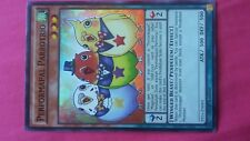 Performapal Parrotrio Wind Winged Beast Pendulum effect Holo 1st Edition Yugioh