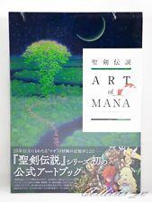 3 - 7 Days JP   Seiken Densetsu 25th Anniversary ART of MANA