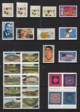 US 2001 NH Commemorative Year Version #3 (of 3)-109 Stamps COMPARE-Free USA Ship