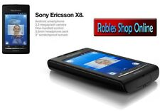 Sony Ericsson Xperia x8 (Senza SIM-lock) 3g 3.2 MP AGPS ANDROID WIFI radio Top Ovp