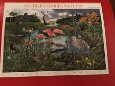 Southern Florida Wetlands, 8th in Nature of America series