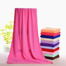 70x140cm Absorbent Microfiber Drying Bath Beach Towel Washcloth Swimwear Shower