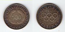 FINNLAND   500 Markkaa 1952 H   Olympiade Helsinki