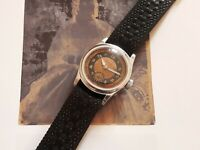 RLM ORIOSA ( WAGNER 810 ) LUFTWAFFE RARE GERMAN WRIST WATCH MILITARY WW II WW2