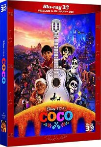 Coco (3 Blu-Ray 3D + 2D)