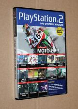 PS 2 Official Magazine Demo & Video DVD Shinobi Primal Residen Evil Dead etc
