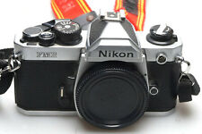 Nikon FM2-N Silver