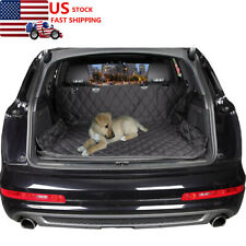 Car Suv Trunk & Cargo Mat Boot Liner Cover Waterproof Dog Cat Pet Sleeping Mat