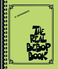 The Real Bebop Book Eb Edition Real Book Fake Book NEW 000295069