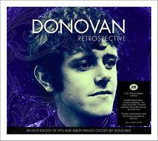 DONOVAN - RETROSPECTIVE 2 CD NEUF