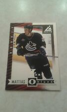 1997-98 Pinnacle Zenith  Z-SILVER RC Mattias Ohlund Card 85 - 1700 + in Store