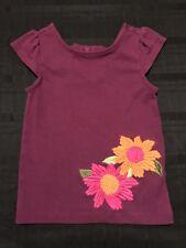 GYMBOREE Girls Floral Top Size 5