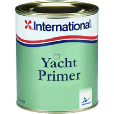 International Yacht Primer Grey 2.5  narrow boat and yacht