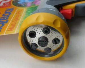 HOZELOCK 2694 Multi Spray Pro Metal Water Gun Sprayer With 7 Spray Patterns