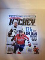 The Sporting news Hockey Yearbook magazine 2011-12 Crosby/Ovechkin