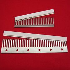 5.0mm 24 36 deckerkämme-Transfer Comb deckercombs knitting machine Pfaff Passap