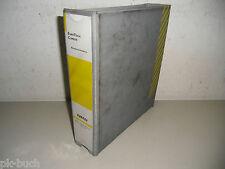 Werkstatthandbuch IVECO EuroTech Cursor, Stand 1999