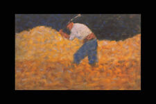 A3 Box Canvas 357080 The Stonebreaker Georges Seurat