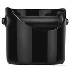 Dreamfarm Big Grindenstein Knock Box - Charcoal Black