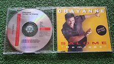 CHAYANNE *** Salomé Remixes By PM *** SCARCE 1998 Spain CD SINGLE RICKY MRTIN