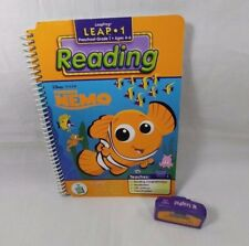 Leap Frog Disney Pixar Finding NEMO Reading Leap 1 Preschool Grade 1 Leap Pad