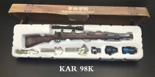 1:6 Scale Battle GUN WWII Weapon Model Karabiner 98k (KAR 98K)