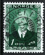 Norwegen 1947, NK 350 Sohn SW Hovet ich Hallingdal 17-XII-51 (BU)