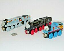 Thomas Friends Wooden Train Talking Railway RFID Lot Hiro Spencer Farewell Docks