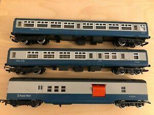 Hornby InterCity MK2 rake of 3 coaches